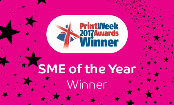 Trade Digtial Print - SME of the Year Winner