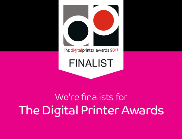 Trade Digtial Print - The Digial Pinter Awards