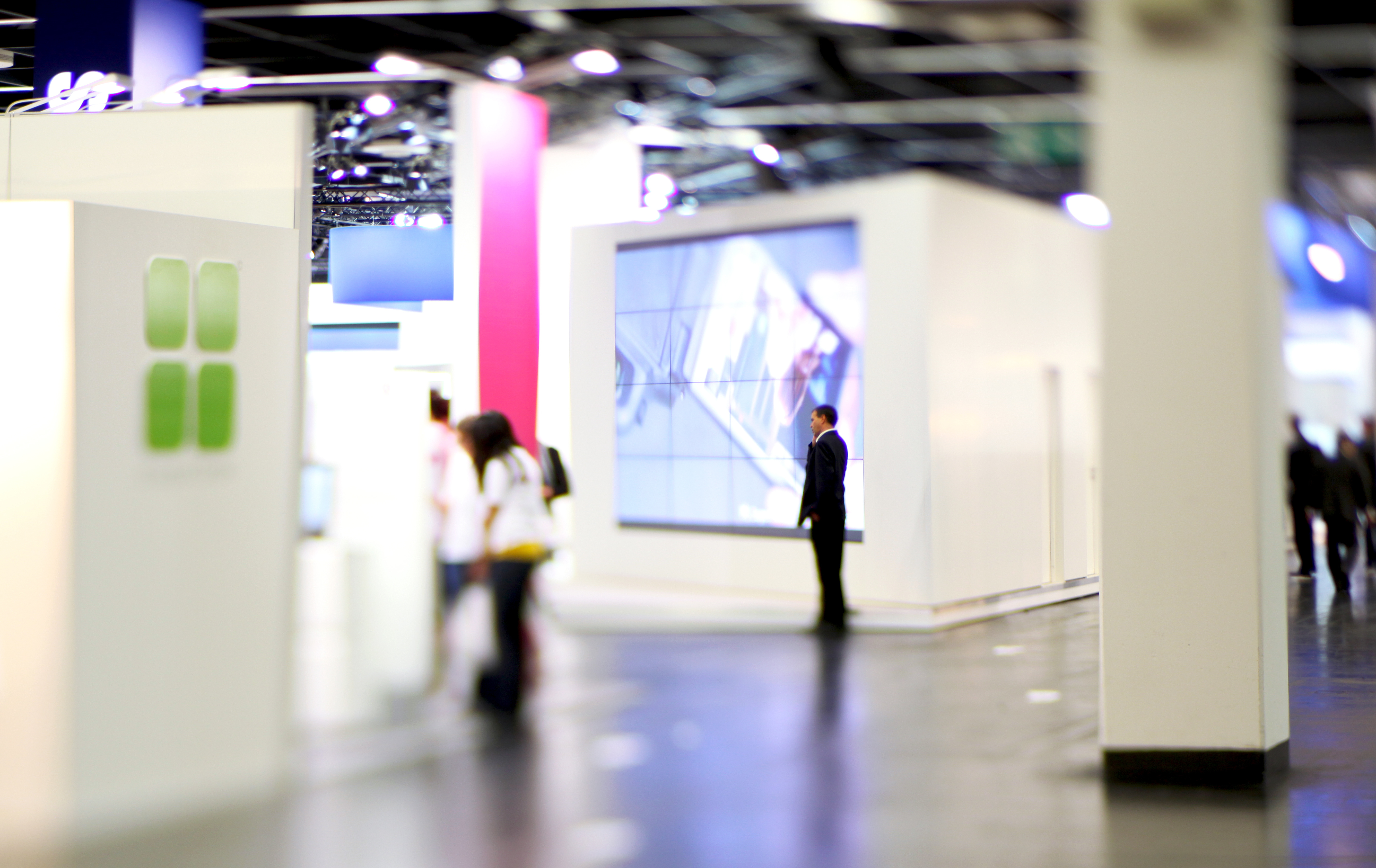 Exhibition Stand Advice : Effective exhibition stands the best advice for your clients