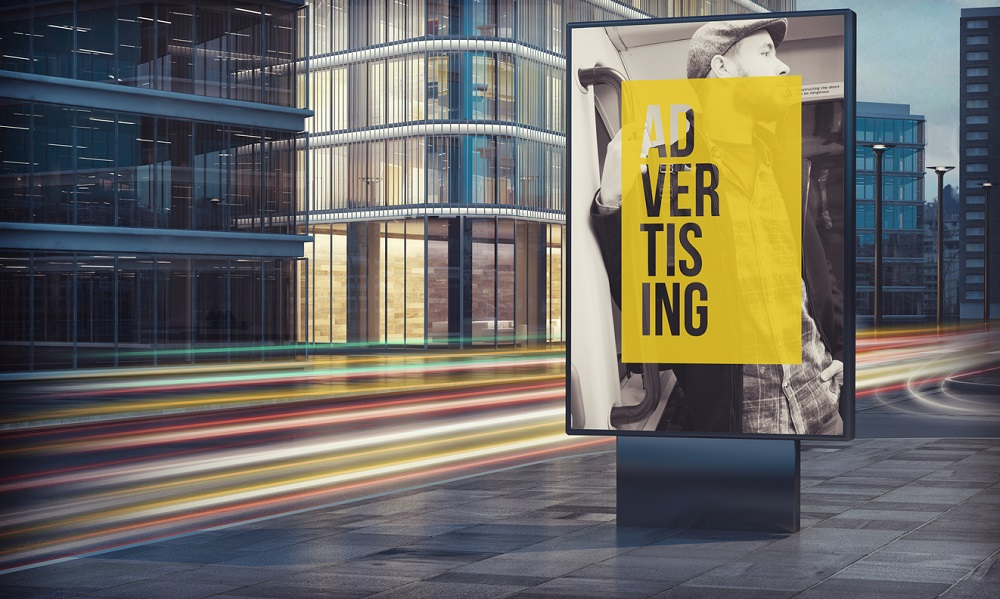 Poster Advertising